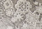 "Ornamental stars. A fragment of the sketch for the painting ""Chaine Ryazan Kremlin\"", 2015-2016."