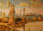 "Detail of the painting ""Russia, Ryazan future.\"""