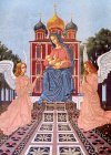 Madonna Of Ryazan. 2005 100x80 can/oil