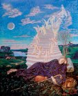 Iakov\'s Dream. 2004 64x52 can/oil