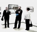 Artists: Alexey Anisimov and Vladimir Reshedko. Art critic - Irina Denisova.